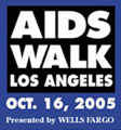 2005 AIDS Walk Los Angeles